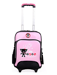 Kids Nylon Outdoor School Bag