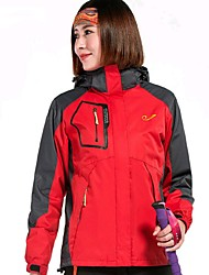 Women Outdoor Sports Winter Coat Fashion Soft Shell Jacket Hiking Cimbing Ski Clothing Fleece Jackets (Jacket Soft Jacket & Fleece Jacket)