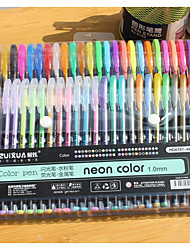 48 Color Color Fluorescent Pen(48PCS)