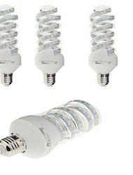 20W E26/E27 Lâmpadas Espiga T 47 SMD 2835 1800 lm Branco Quente / Branco Frio Decorativa AC 220-240 V 4 pçs