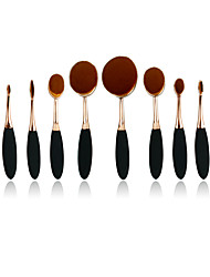 10Contour Brush / Makeup Brushes Set / Blush Brush / Eyeshadow Brush / Lip Brush / Brow Brush / Eyeliner Brush / Concealer Brush / Powder