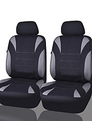 Waterproof Universal Car Seat Covers Front 2 Seat Covers Fit Most Cars
