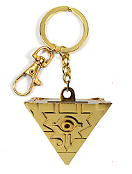 Cosplay Accessories Inspired by Yu-Gi-Oh Cosplay Anime Cosplay Accessories Keychain Alloy