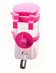 Dog Bowls & Water Bottles Pet Bowls & Feeding Casual/Daily Random Color Plastic