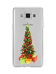 For Samsung A9(2016)A9 Pattern Case Back Cover Case Christmas Tree Soft TPU for Samsung A9(2016) A7(2016) A5(2016) A3(2016) A9 A8 A7 A5 A3