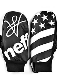 Ski-Handschuhe Handschuhe Sporthandschuhe warm halten / Wasserdicht Radsport/Fahhrad Nylon Winter