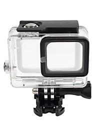Accessoires pour GoPro Coque Etanche Etanches Pratique, Pour-Caméra d'action,Gopro Hero 5Plongée Roller Ski Chasse et Pêche Surf La