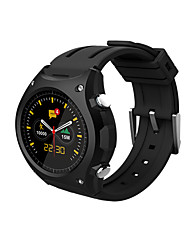 Popular HeartRate Monitor Smart Watch Q8 Dual Sim Watch Phone Waterproof and Dustproof Watch