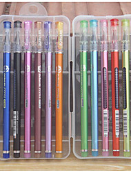 Color Pen 12 Color Suits(12PCS)