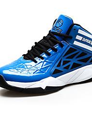 Femme-Extérieure / Sport-Noir / Bleu / RougeConfort-Chaussures d'Athlétisme-Tulle / Microfibre