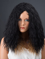 Colormix Medium Afro Curly Synthetic Wig