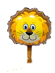 Balloons Lion Animal Aluminium 5 to 7 Years