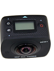 PDV3600 Sports Action Camera 20MP 4608 x 3456 WiFi / Adjustable / wireless / Wide Angle 30fps No ±2EV No CMOS 32 GB H.264Single Shot /