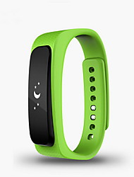 Smart BraceletWater Resistant/Waterproof / Long Standby / Pedometers / Voice Call / Health Care / Sports / Heart Rate Monitor / Alarm