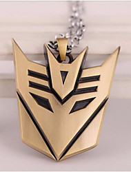 Necklace Non Stone Jewelry Wedding / Casual Euramerican Alloy Women / Men 1pc Gift Silver / Coppery