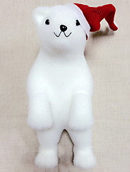 The Polar Bear Christmas Ornament