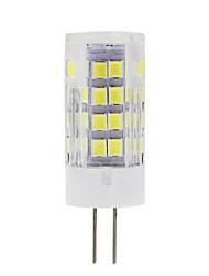 5W G9 / G4 Ampoules Maïs LED T 51 SMD 2835 450 lm Blanc Chaud / Blanc Froid Décorative V 1 pièce