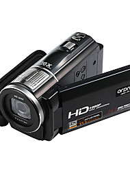 "ordro® HDV f5 video 1080p aparat de fotografiat digital 3 ""touch screen zoom digital 16x funcție macro suport de control la distanță"
