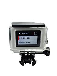 Accessoires pour GoPro,Etui de protection Ecran Tactile Pratique, Pour-Caméra d'action,Gopro Hero 4 Universel Plastique