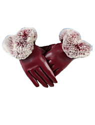 Dame u Art Herbst-Winter-Touch-Screen-Handschuhe