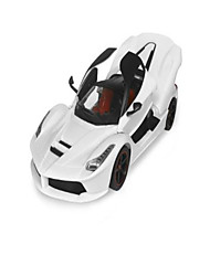 Car Racing cd1601c 1:12 Brushless Electric RC Car 50km/h 2.4G White Ready-To-Go Remote Control Car / USB Cable / User Manual