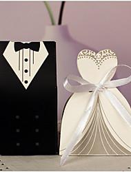 Caixas de Ofertas(Preto / Branco,Papel de Cartãonão-personalizado