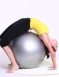 85cm Fitness Ball/Yoga Ball PVC Gray 84 Women other