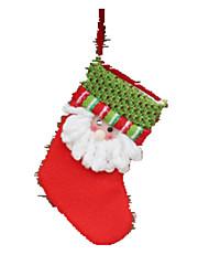 Decoração Decoração Para Festas Ternos de Papai Noel / Elk / Boneco de neve Tecido Para Meninos / Para Meninas 5 a 7 Anos