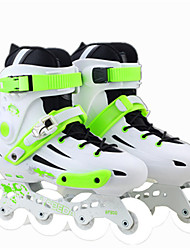 Inline Skates Unisex Anti-Slip Wearproof Breathable Wearable Indoor Outdoor Practise PP (Polypropylene) Rubber Ice Skating Skate