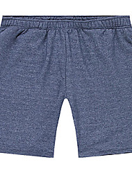 Trenduality® Men's Shorts Pants Dark Blue-65007