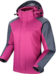 Sports Ski Wear Windbreakers Women's Winter Wear Polyester Winter Clothing Waterproof / Thermal / Warm / Windproof / Static-freeSpring /