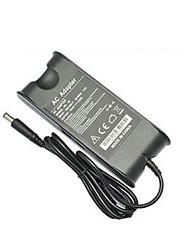19.5v 4.62a 90w ordinateur portable ac chargeur adaptateur d'alimentation pour ordinateur portable dell ad-90195d pa-1900-01d3 df266 m20