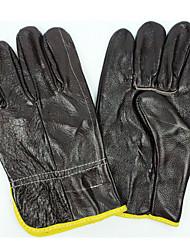 первый слой коровьей сварки перчатки износа - устойчивые сварщика анти - занос анти - ножевые перчатки