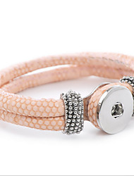 Women's Leather Bracelet Leather Alloy Snake Jewelry For Daily Casual Outdoor