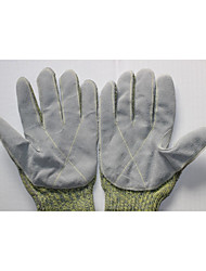 Garden Tool Sets Calfskin 1/Leather Gloves