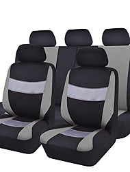 Universal Car Seat Covers Mesh Fabric Full Seat Covers