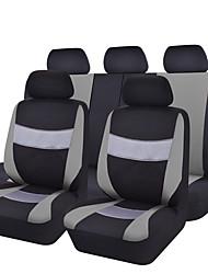 siège de voiture universel couvre tissu maillé couvre pleine de siège