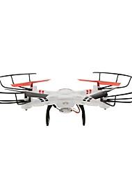 Drone WL Toys V686G 4 Canaux 6 Axes Avec Caméra FPV Eclairage LED Retour Automatique Auto-Décollage Mode Sans Tête Avec CaméraQuadri