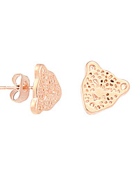 Women's Body Jewelry Earrings Alloy Fashion Golden Jewelry Wedding Party Daily