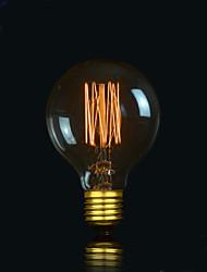 bofa g80 lampe 13ak 40w antique de soie edison boule de bulle (85v-265v)