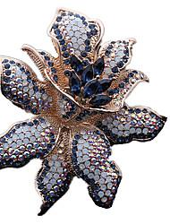 viola blu spille gioielli 1pc delle donne