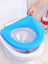 almofada capa de almofada de assento sanitários universais assento do vaso tampa do vaso assento do vaso sanitário assento almofada