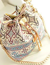 Для женщин Хлопок Для отдыха на природе Ковш сумки
