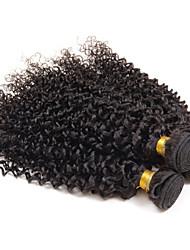 Tissages de cheveux humains Cheveux Brésiliens Très Frisé 4 Pièces tissages de cheveux