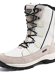Women's Snow sports Mid-Calf Boots Winter Anti-Slip / Waterproof / Breathable Shoes White / Black / Blue
