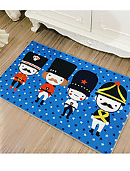 1PC Household Articles Have a Festive Mood Christmas Balneal Bedroom Non-Slip Mat