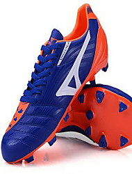 Tênis de Futebol Homens Anti-Escorregar / Anti-Shake / Anti-desgaste / Respirável Pele PVC Futebol