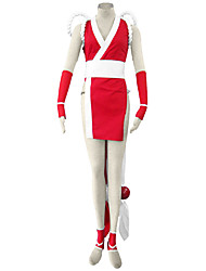 The King Of Fighters Cosplay Costumes Waist Accessory / Kimono Coat / Leg Warmers / Headpiece Female