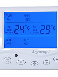 AYM-603F Central Air - Conditioning Temperature Controller Fan Coil Temperature Controller