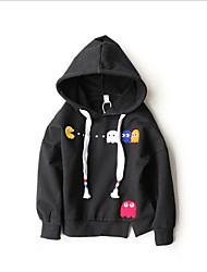Boy Casual/Daily Animal Print Hoodie & Sweatshirt,Cotton Winter / Fall Long Sleeve Regular